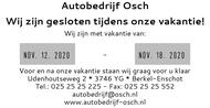 Expert 3960 Microban Doppel-Datumstempel - 106x55 mm