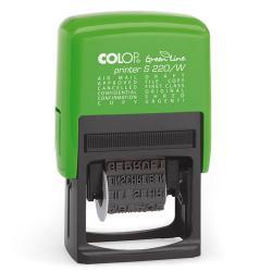 Printer S 220/W Green Line